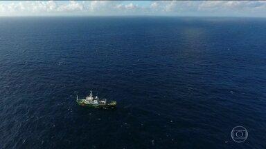 MPF recomenda ao IBAMA que não autorize exploração de petróleo na costa norte do Brasil - Novos recifes de corais foram encontrado por equipes do Greenpeace nesta região da costa brasileira.