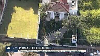"""Ministério Público de Contas de Minas Gerais exonera o jornalista Marcio Fagundes - Ele foi preso nesta quarta-feira em Belo Horizonte na operação """"Sordidum Publicae""""."""