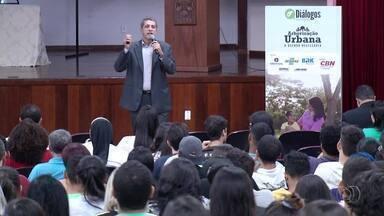 Diálogos da Sustentabilidade debate plantio de árvores de forma organizada - Diálogos da Sustentabilidade debate plantio de árvores de forma organizada