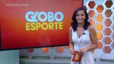 Globo Esporte RS - Bloco 3 - 19/04/2018 - Assista ao vídeo.