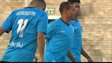 Após 14 anos, Marcos Aurélio volta a disputar um Brasileiro da Série C - Camisa 10 do Belo é a principal referência do clube paraibano na busca pelo tão sonhado acesso para a segunda divisão nacional.