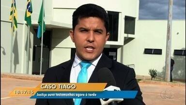 Anhanguera Notícias: Justiça ouve testemunhas do caso de jovem morto em ação da PM - Veja este e outros assuntos no Anhanguera Notícias.
