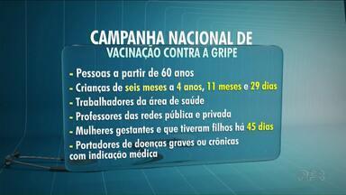 Cinco mortes por gripe são confirmadas no Paraná - Dados são da secretaria de Saúde do estado