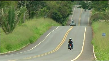 Mais da metade das vítimas de acidentes estava em motos, diz Ministério da Saúde - Mais da metade das vítimas de acidentes estava em motos, diz Ministério da Saúde