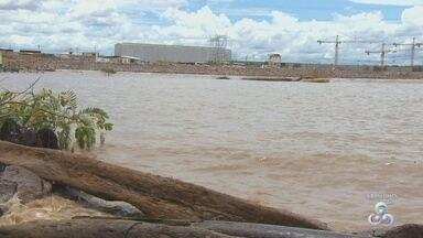 Santo Antônio Energia informa que está contestando na justiça mais de oitocentos reais - Brasília.