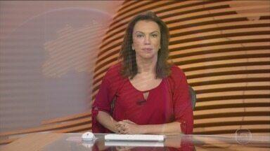 Bom Dia Brasil - Íntegra 24 Abril 2018 - O telejornal, com apresentação de Chico Pinheiro e Ana Paula Araújo, exibe as primeiras notícias do dia no Brasil e no mundo e repercute os fatos mais relevantes.