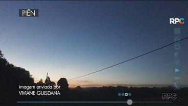 Moradores de Piên podem participar do Brasil que eu quero - Envie seu vídeo para g1.com.br/brasilqueeuquero