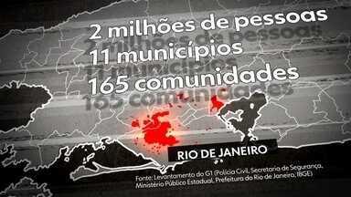 Extra: Morador de comunidade no Rio denuncia violência das milícias - No Rio de Janeiro, 165 comunidades têm presença de milícias, o que envolve 11 municípios e 2 milhões de pessoas.
