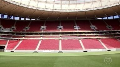 Justiça aceita denúncia contra 12 suspeitos de corrupção no estádio Mané Garrincha - A denúncia do Ministério Público inclui dois ex-governadores do Distrito Federal.