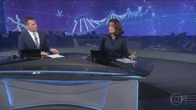 Jornal Nacional - Íntegra 26 Abril 2018 - As principais notícias do Brasil e do mundo, com apresentação de William Bonner e Renata Vasconcellos.