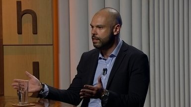 Bruno Covas fala dos desafios de ser prefeito de SP