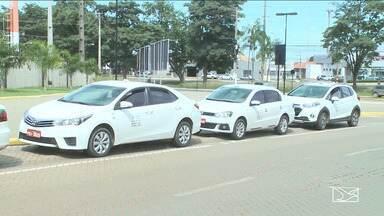 Concorrência diminui corridas de táxi e mototáxi em Imperatriz - Para alguns profissionais, o jeito é apelar para criatividade: melhor para o consumidor.