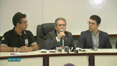 Associação dos Delegados comenta caso de Delegado afastado pelo Ministério Público - Saiba mais em g1.com.br/ce