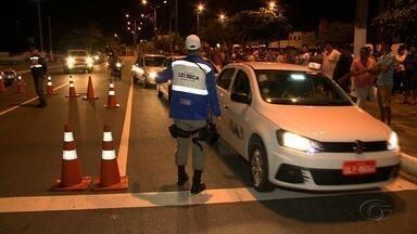 Ações da Lei Seca são intensificadas em Alagoas - Desde a semana passada, lei esta mais rigorosa.