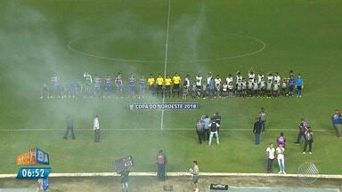 Bahia vence o Botafogo-PB no Nordestão - Confira as notícias do tricolor baiano.