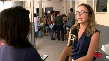 Cachoeiro de Itapemirim, ES, tem agendamento online para tomar vacina contra gripe - Imunização começou na segunda-feira (23) em todo o país.