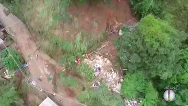 Verba de R$ 4,5 milhões será liberada para obras emergenciais em Petrópolis, no RJ - Assista a seguir.