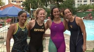 Medalhista olímpica, Yane volta a competir em Pernambuco - Medalhista olímpica, Yane volta a competir em Pernambuco