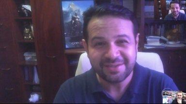 Ricardo Juarez fala sobre dublagens em jogos - Dublador de Kratos é o entrevistado do ZERO1