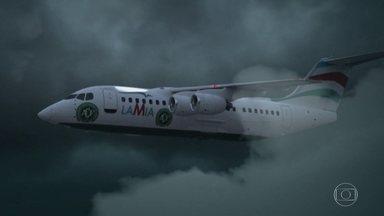 Tripulação sabia da falta de combustível, aponta relatório final sobre voo da Chapecoense - Convidado pelo programa, o comandante Raul Francé analisou as conversas entre o piloto e o copiloto que estão no laudo final.