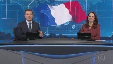 Jornal Nacional - Íntegra 30 Abril 2018 - As principais notícias do Brasil e do mundo, com apresentação de William Bonner e Renata Vasconcellos.