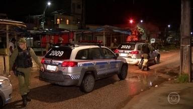 Governo do PA reforça policiamento em Belém e no entorno devido à onda de violência - Dezessete pessoas foram assassinadas em 24 horas.