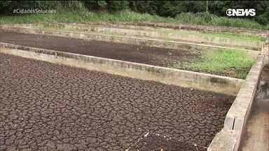 Brasil trata menos da metade do esgoto que gera