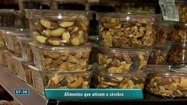 Médico do ES dá dicas de alimentos ajudam no raciocínio - Óleo de coco é um dos principais alimentos indicados.