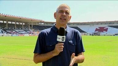 Zé Ricardo monta equipe do Vasco que enfrentará o Cruzeiro pela Libertadores - Zé Ricardo monta equipe do Vasco que enfrentará o Cruzeiro pela Libertadores