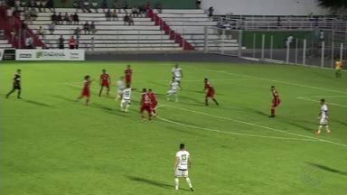 Acompanhe os gols da derrota do Tombense para o Luverdense pela Série C - Gavião teve chances, mas não jogou bem e perdeu no Passo das Emas.