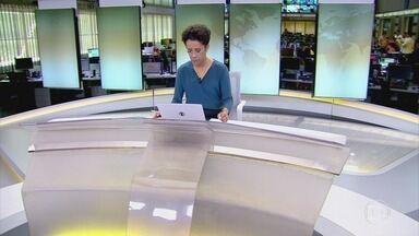 Jornal Hoje - Íntegra 01 Maio 2018 - Os destaques do dia no Brasil e no mundo, com apresentação de Sandra Annenberg e Dony De Nuccio