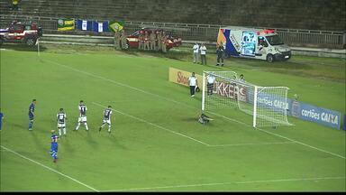 JPB2JP: O Botafogo venceu o Confiança pela Série C do Campeonato Brasileiro - 2 x 0.