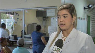 Campanha de conscientização da asma acontece em postos de saúde - Saiba mais em g1.com.br/ce