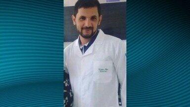 Polícia pede ajuda na busca por falso médico - Homem aplicava injeções em idosos ilegalmente