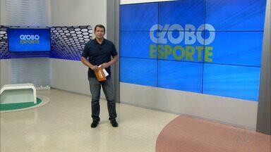 Assista a íntegra do Globo Esporte PB desta quarta-feira (02.05.2018) - Kako Marques apresenta os principais destaques do esporte paraibano