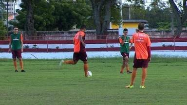Sergipe lidera grupo A7 e mira confronto em casa com Jacuipense - Partida acontece no domingo, na Arena Batistão.