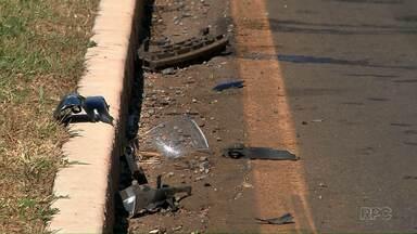 Mulher que provocou acidente com morte havia bebido 13 vezes mais que o tolerado - O caso foi em Londrina. Paraná TV teve acesso ao laudo