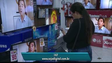 JPB2JP: Fim do sinal analógico da TV vai melhorar a qualidade da Internet - Desligamento no dia 30/05.