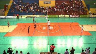 Semifinais da Copa TV Grande Rio agitam ginásio do Sesc Petrolina - Cohab Massangano e Portal da Cidade se enfrentam na final