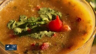 Descubra a origem do Pirão de Charque, um dos pratos oferecidos no Comida di Buteco - Iguaria pode ser consumida na Venda de Seu Biu, em Olinda.