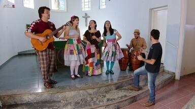 Projeto Emcantar Social ensina música a jovens - Arte e educação unidas no interior de Minas Gerais.