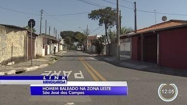 Um outro homem foi baleado em São José - Crime foi na zona leste.