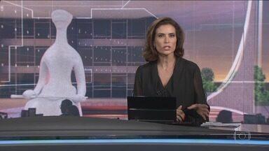 Jornal Nacional - Íntegra 04 Maio 2018 - As principais notícias do Brasil e do mundo, com apresentação de William Bonner e Renata Vasconcellos.