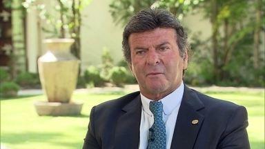 Luiz Fux explica decisão do STF de restringir foro privilegiado