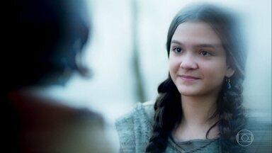 Agnes aparece em sonho para Levi - Eles demonstram interesse um pelo outro