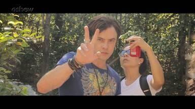 Confira bastidores inéditos das primeiras cenas gravadas no Jalapão - Atores, direção e equipe mostram curiosidades das gravações