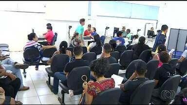 Último dia para regularizar títulos é de filas em cartórios do Tocantins - Último dia para regularizar títulos é de filas em cartórios do Tocantins
