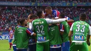 Melhores momentos: Bahia 3 x 0 Vasco pelas oitavas de final da Copa do Brasil - Melhores momentos: Bahia 3 x 0 Vasco pelas oitavas de final da Copa do Brasil.