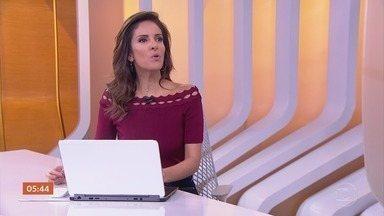 Hora 1 - Edição de quinta-feira, 10/05/2018 - Os assuntos mais importantes do Brasil e do mundo, com apresentação de Monalisa Perrone