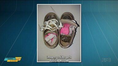 Funcionários de creche encontram maconha em tênis de criança de dois anos - O caso foi em Mandaguari.